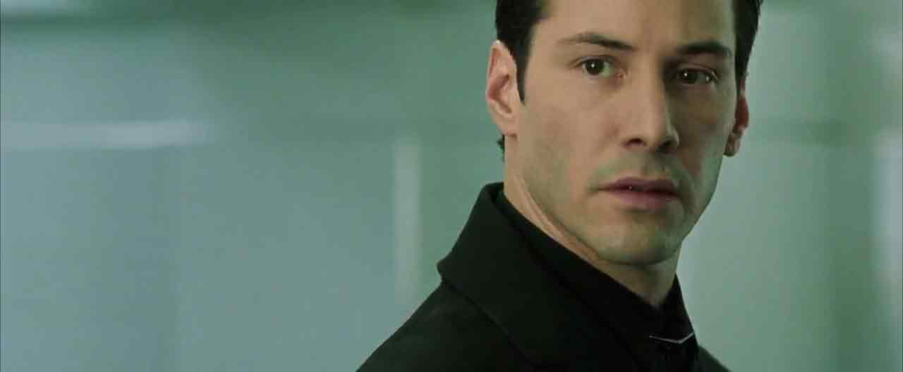 Screen Shot Of Hollywood Movie The Matrix 3 (2003) In Hindi English Full Movie Free Download And Watch Online at worldfree4u.com