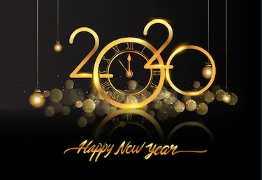 wish you happy new year images