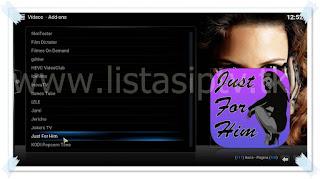"""Como instalar o Add-on """"Just For Him"""" no KODI - Filmes Adultos de várias fontes [+18]"""