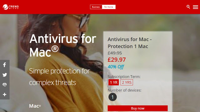 mac antivirus and malware