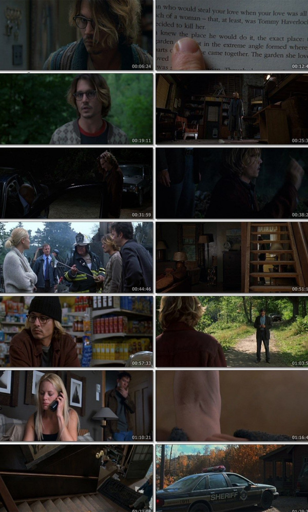 Download Secret Window 2004 Dual Audio ORG Hindi 720p BluRay 850MB ESubs movie