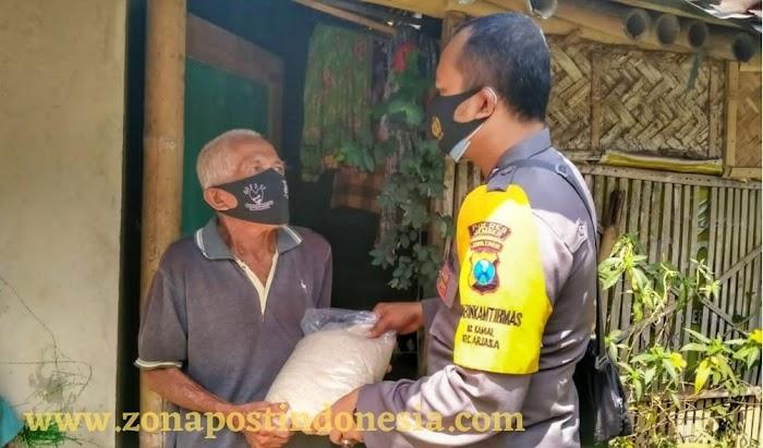 Telusuri Warga Miskin, Polisi Reserse Diterjunkan Sisir Perkampungan