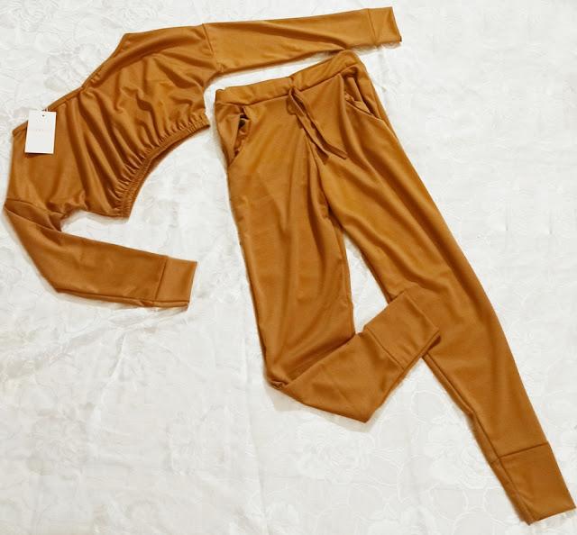 jogger pantaloni