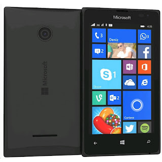 Lumia 435 caratteristiche tecniche