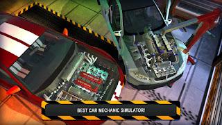 Car Mechanic Job: Simulator v1.2 Mod