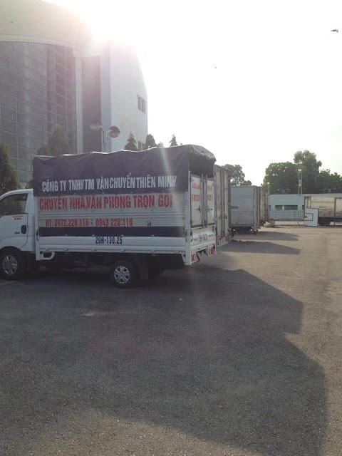 Công ty vận tải chi phí thấp nhất tại HN
