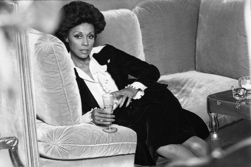 Stunning Portraits of Diahann Carroll in the 1970s