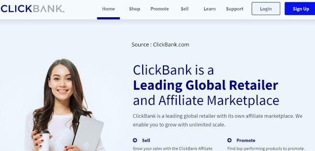 ClickBank Login