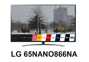 LG 65NANO866NA TV