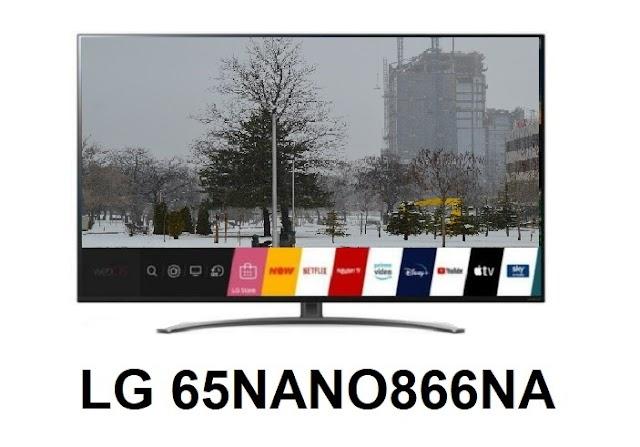 LG 65NANO866NA 4k Smart TV