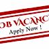 VACANCY AT A CONSULTING AGENCY