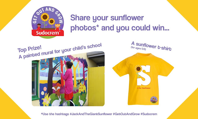 Sudocrem Get out and grow competition rules and prizes