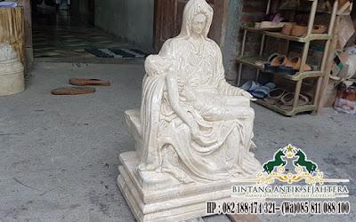 Kerajinan Batu Alam, Patung Malaikat, Patung Marmer