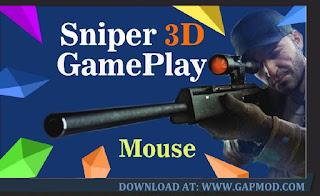 Sniper 3D Gun Shooter v3.6.2 Apk