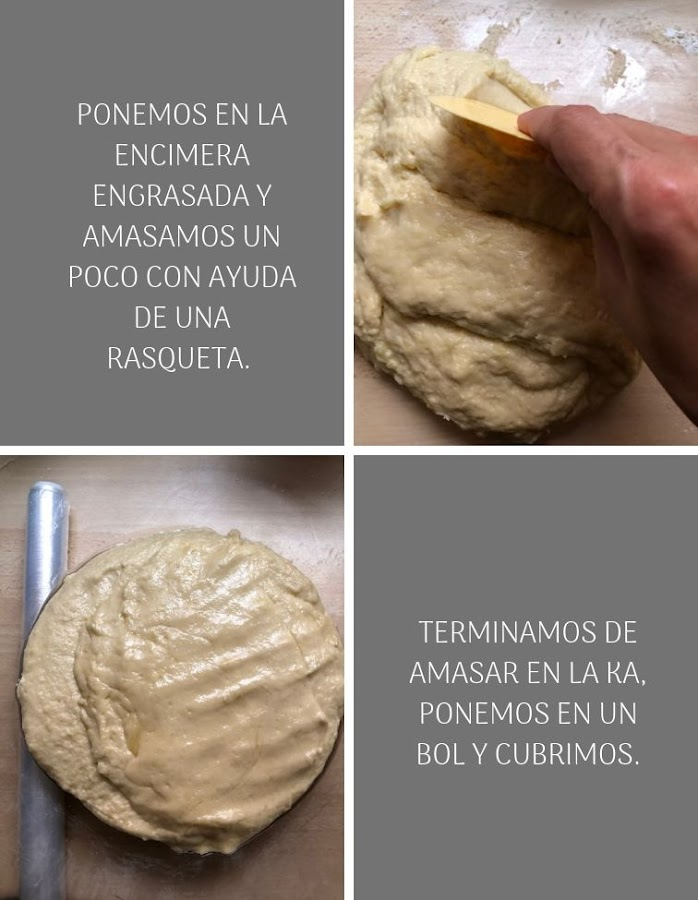 preparación-coca-de-albaricoques