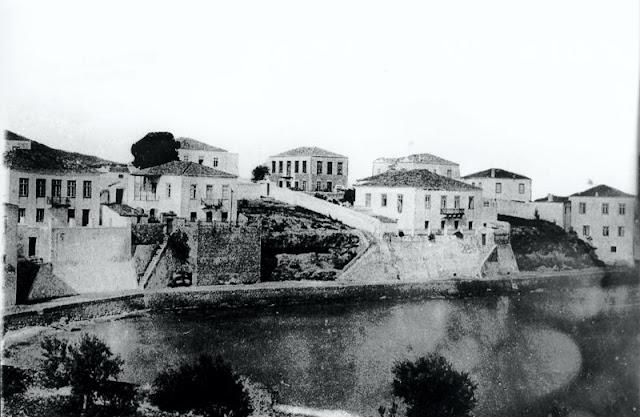 Σπέτσες 1918: Ένα ανεξήγητο περιστατικό