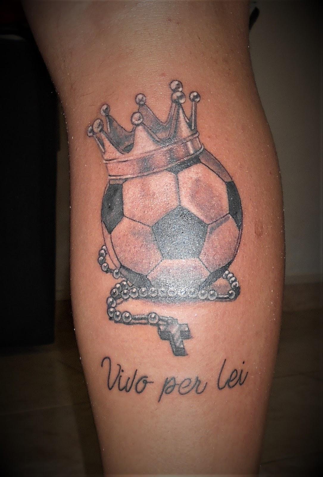 Tatuajes Lfa Tatuajes Pelota Futbol