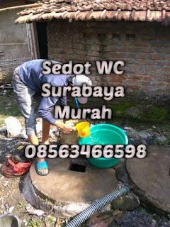 Sedot WC Nias Surabaya