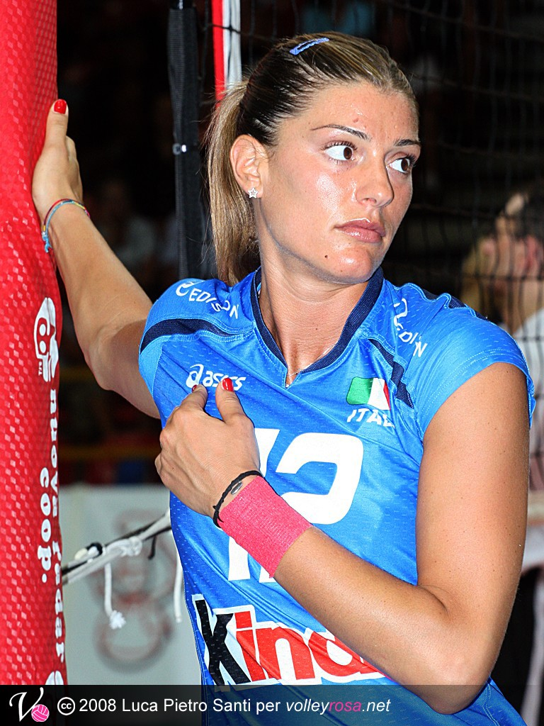 Are not Volleyball player francesca piccinini agree