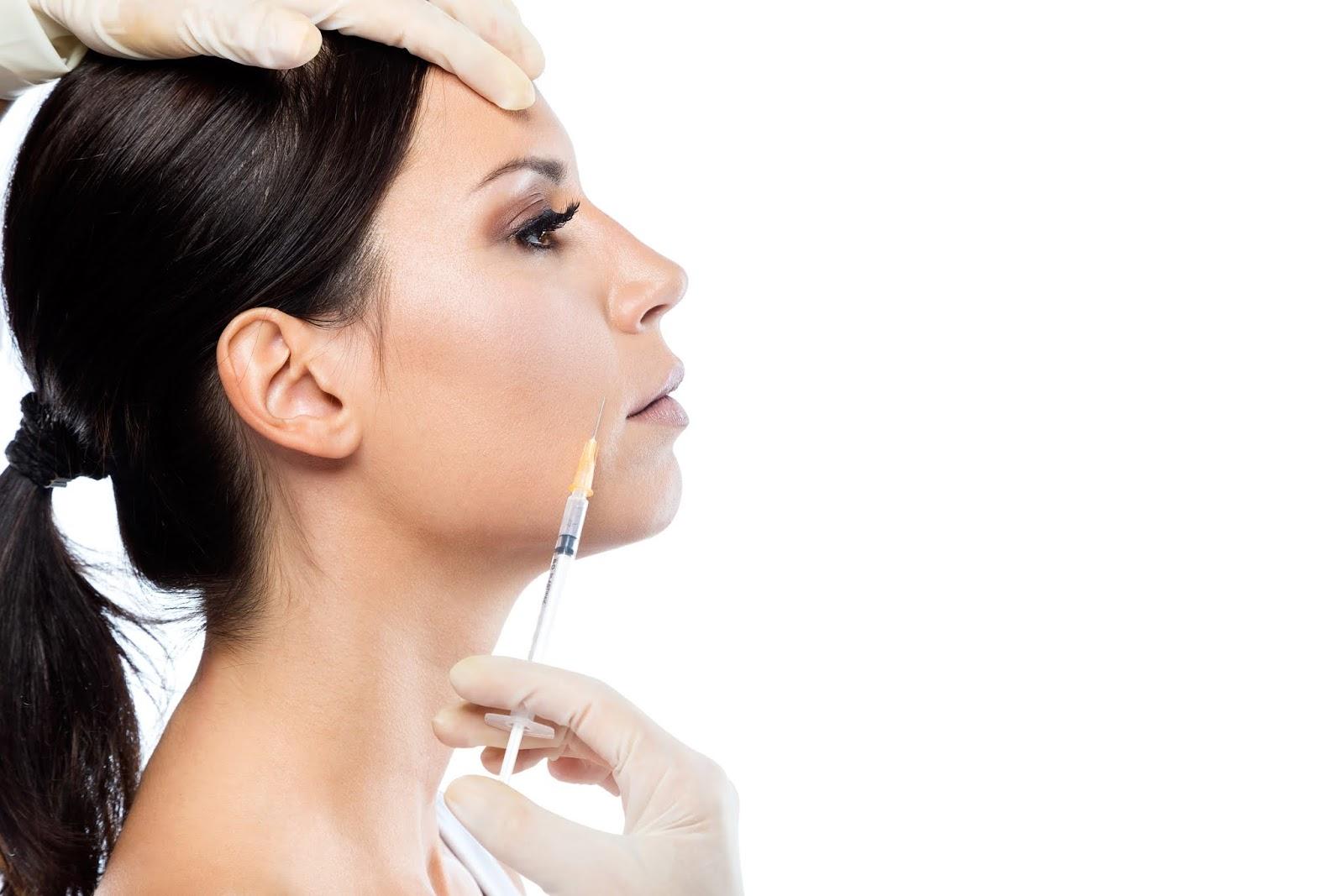 aplicação de botox estética e bem estar beauty lounge estética curitiba _ blog mamãe de salto