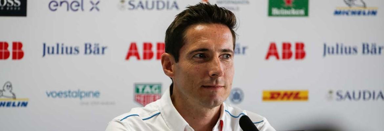Ian James Surpreso com Bom início na Fórmula E