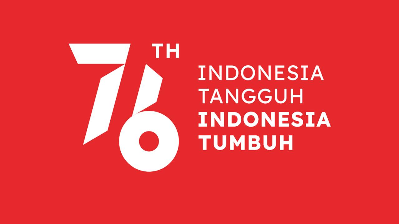 Logo HUT Ke-76