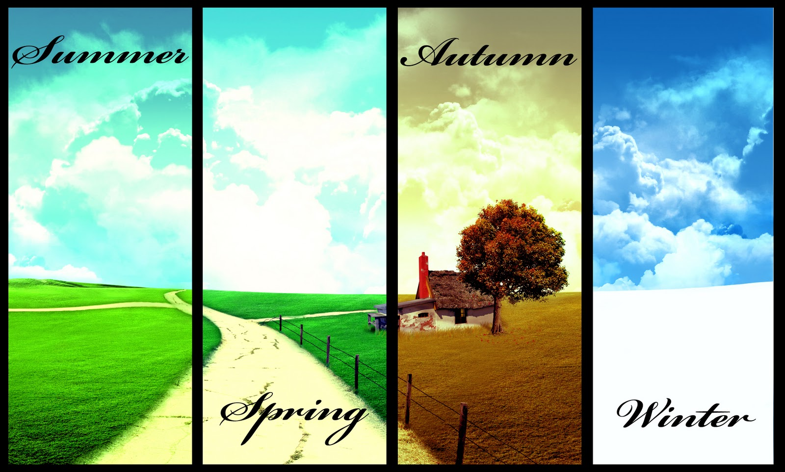 English Is Funtastic Seasons