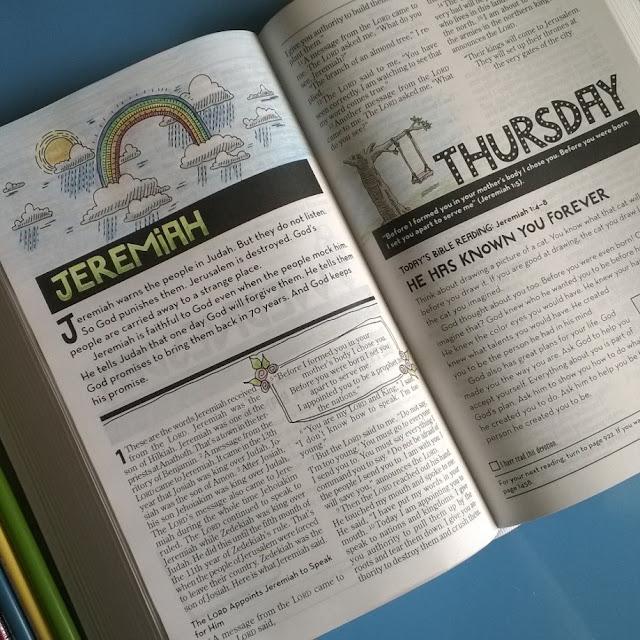 Bible Art Journaling for Tweens