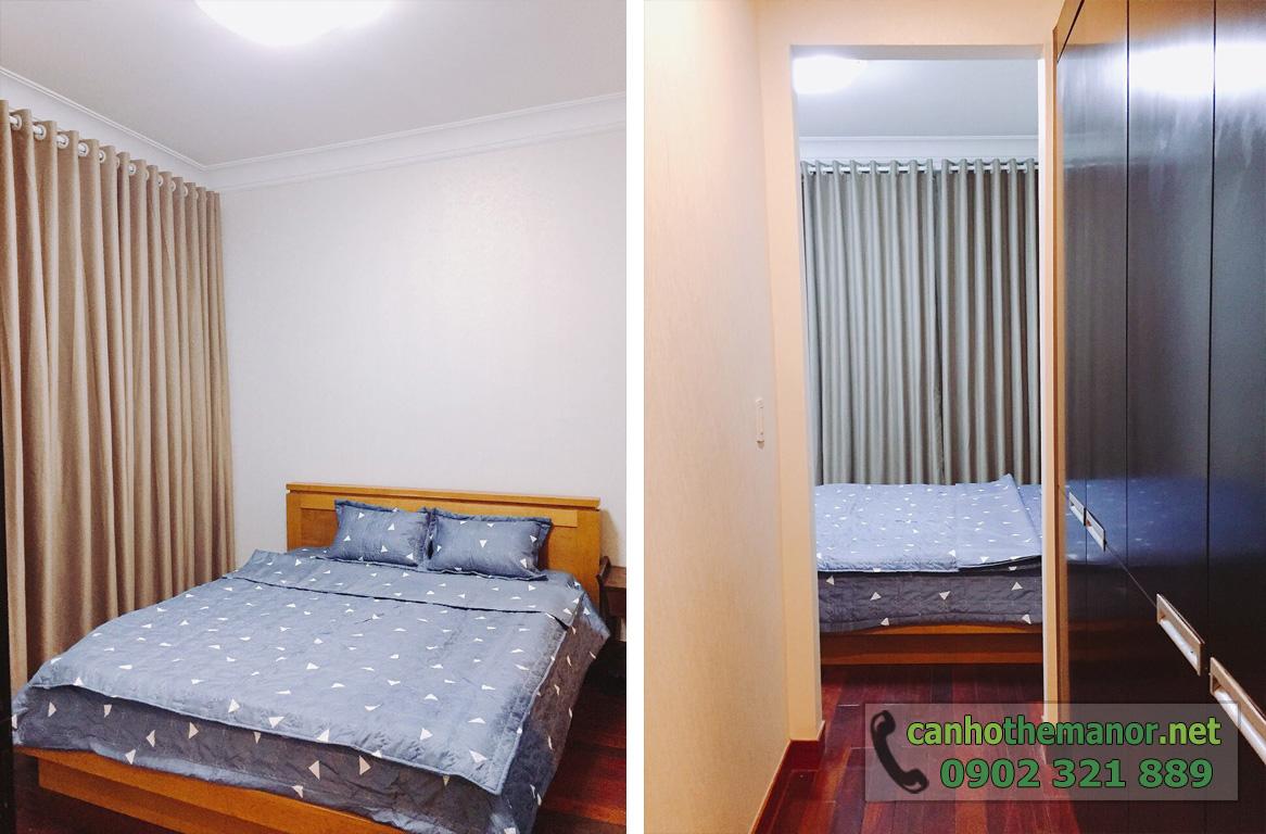 The Manor 1 HCM cho thuê căn hộ 100m2 3PN  - phòng ngủ 3