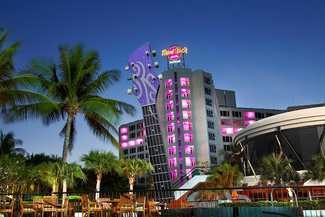 Hard Rock Internasional Dengan Suku Indian Kembangkan Resort Seharga 600 Juta Dollar AS