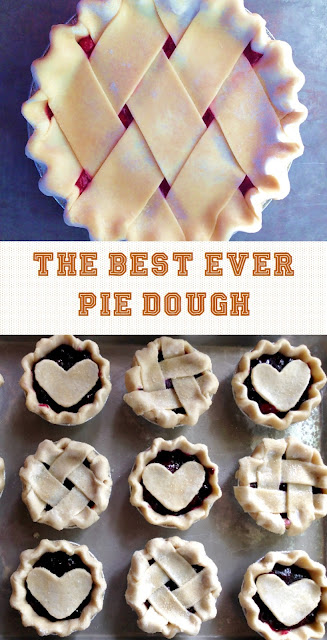 The Best Ever Pie Dough Recipe