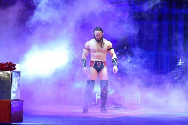 WWE Heel Neville Cruiserweight Division 205 Live