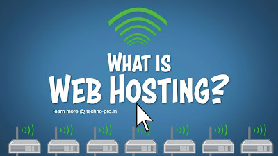 What is Web Hosting, types of Web Hosting, types of domain