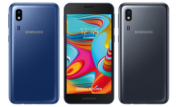 Samsung Resmi Rilis Galaxy A2 Core, Smartphone Android  Go Harga Rp 1 Jutaan
