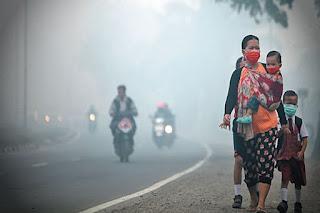 Waspadai Bahaya Kabut Asap Bagi Ibu Hamil