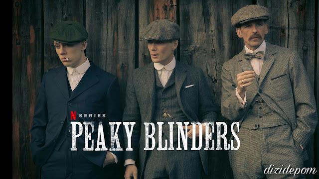 peaky blinders dizisi indir
