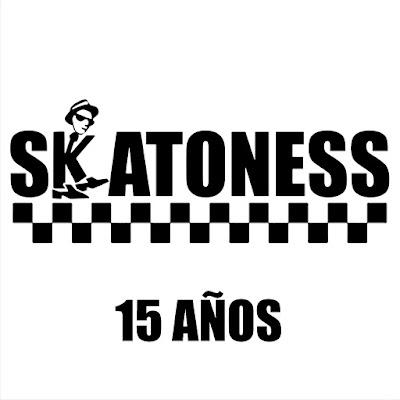 SKATONESS - 15 años (2015)