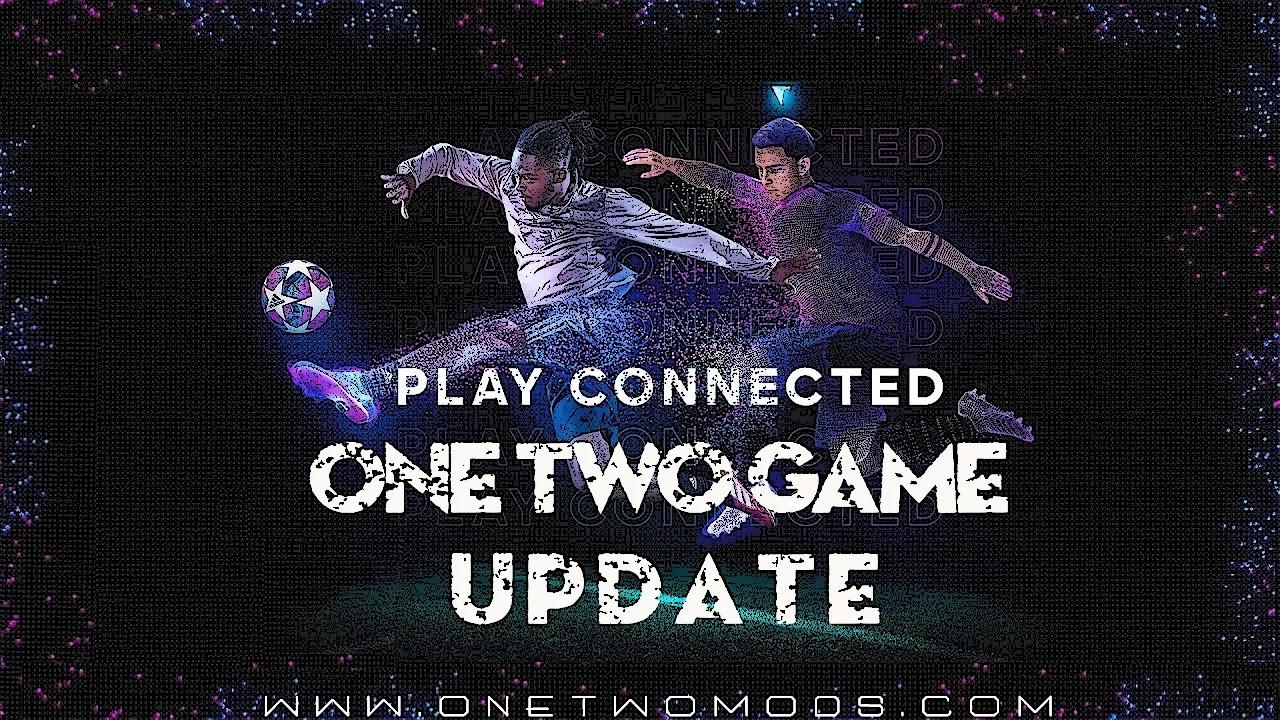 التحديث الاول للعبة كرة القدم الشهيرة ONE TWO GAME UPDATE 7.1 مع العديد من الاضافات بحجم 3 جيجا