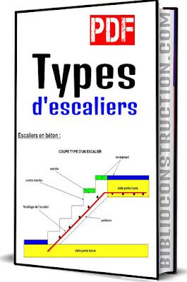 Types d'escaliers pdf