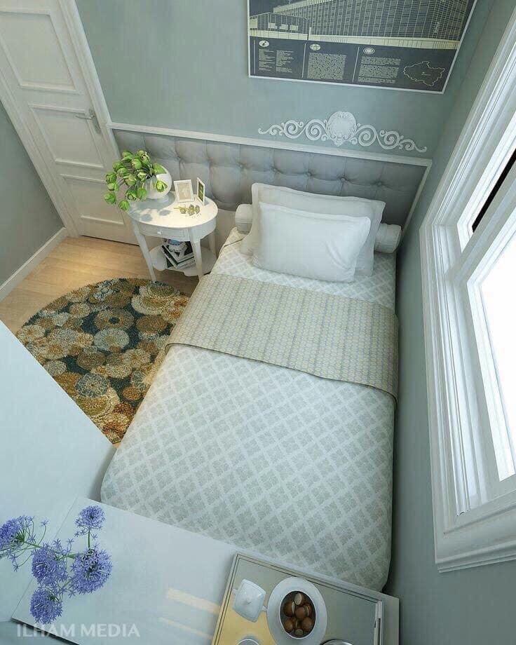 Idea Dekorasi Bilik Tidur Sempit Dan Ruang Kecil Tetapi Nampak Mewah Dan Selesa Nadhie Wueen