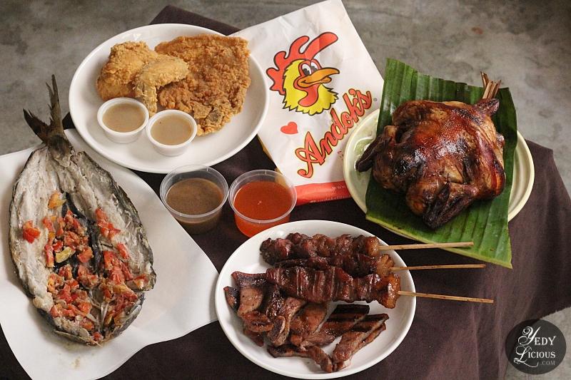 Filipino Food Merchants on GrabFood