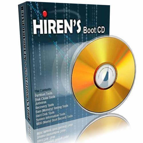 طريقة استرجاع الملفات المحذوفة باستخدام Hiren boot cd بالتفصيل مع الصور