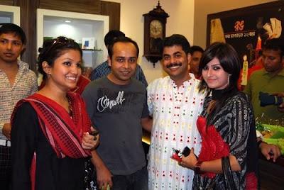 Anika Kabir Shokh, model Bindhu and lux super star Mim new HQ Photos with Sakib khan