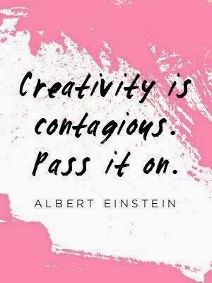 Creativity is contagio...