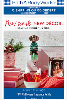 Bath & Body Works | Today's Email - October 15, 2019