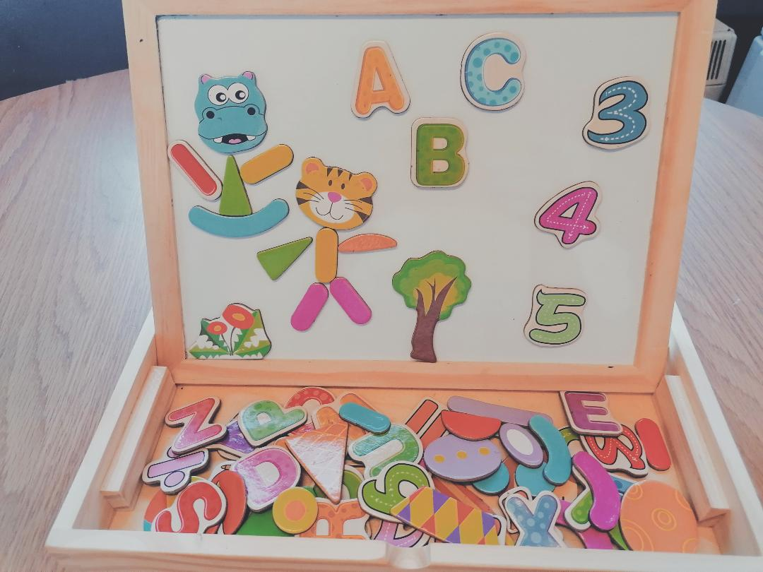 Jaques Of London Toy Review Reversible Craft Kit