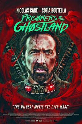 Prisoners of the Ghostland 2021 DVD BD NTSC Sub