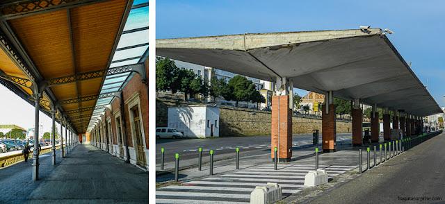 Estação de trens e de ônibus de Cádiz, Andaluzia