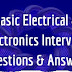 Interview Question On Electrical And Electronics Engineering