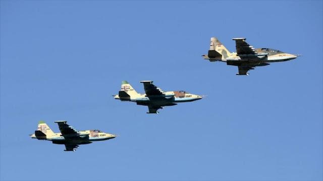 Con ojos puestos en Israel, Irak promete derribar todo avión agresor